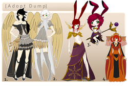 .: Adopt Dump: Offer (CLOSED) :. by PrinceProcrastinate