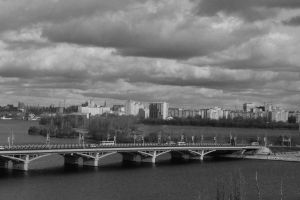 black and white photography by Andrey-Sofyanov