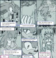 Sonic X Sky- Their First Date (01 of 03) by Sky-The-Echidna
