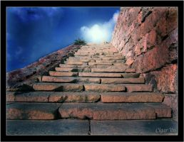 Stairway to Heaven by Cigarru