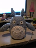 Totoro by lavvy88