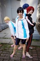Free! cosplay, Asia Breeze 2013 by Shiera13