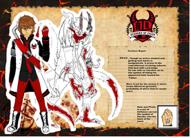 AoZ: Sifreid .I.D by ArtistGamerMage