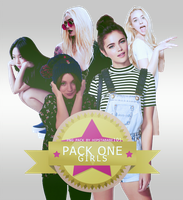 #1 Png Pack - Girls By Dinda G by hipstababe101