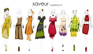 Saveur - Complete Collection by rednotion