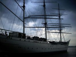 Gorch Fock by Niviella