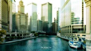 Windy City Wallpaper by inafas