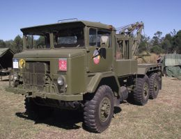 ACCO Mk.5 Wrecker on display by RedtailFox