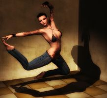 The Dancer - Pose 13 by Afina79