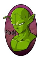 Dragon Ball - Piccolo by sassie-kay