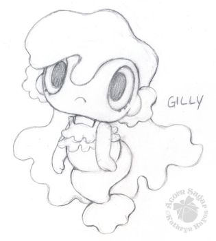 Gilly by katiesketch