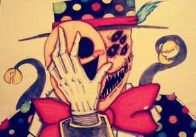 Creepypasta- There's always two sides to everyone by ilovemajinbuu