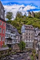 Monschau again by debahi