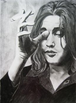 Johnny Depp by Confessione