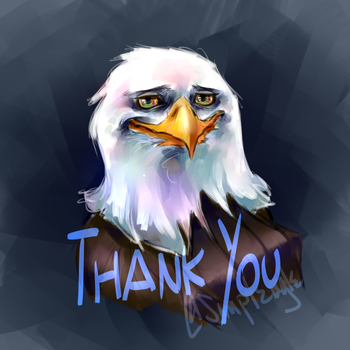 Thank You | 2016 by SimplEagle