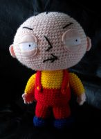 Stewie Griffin THE ONE by MarinaYeah