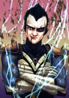 Prince of Saiyans by Loxaraz