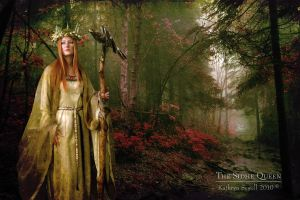 The Sidhe Queen by KSewellDesigns