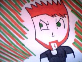 Another Sheamus by nike1221