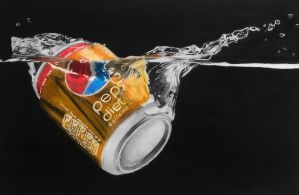Pepsi Can by Anubhavg