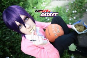 Kuroko no Basket: the Lord of chips by palecardinal