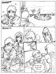 DkS2 Comic Strip by KrumpZero