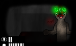 I wanted to make him scary, but I failed. xD by Blueheart-the-cat