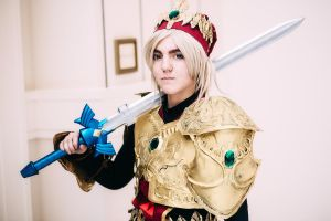 LOZ: The Way of the Hero by StarsOfCASSiOPEiA