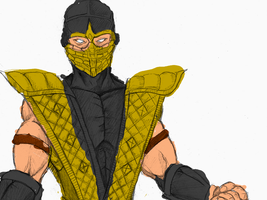 Scorpion by RobloxGuy23134101267
