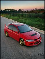 Red Evo 2 by jcreech