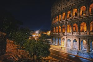 The majestic Rome by Tori-Tolkacheva