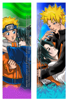 Naruto pagemarker COMISSION by Dawitch