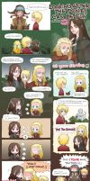 the hobbit - mini comic 01 by tencinoir