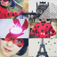 Miraculous Ladybug Cosplay Aesthetic by chickalittle
