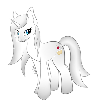 Winter Whitecake by Wings--Of--Freedom