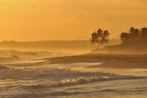 Sunrise in Cuba I by somebody3121