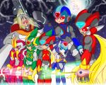 ''MegaMan Zero 3 - Two Sides'' by StreamX9