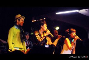 Tangga in action by Mumowcamefromhell