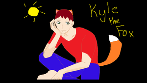 Kyle the Fox by QuilavaGirl21
