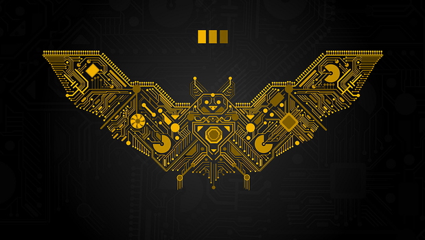 Electronic Bat by Dobrotek