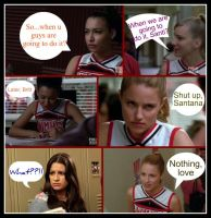 Faberry VS Brittana by mjor