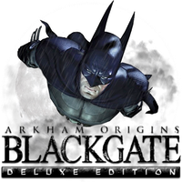 Batman Arkham Origins Blackgate Deluxe Edition by POOTERMAN