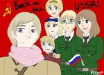 Back in the USSR! [REDRAW] by itahun