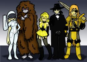 Hellsing Halloweenies 09 by hermitchild