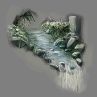 jungle river WIP pt2 by SPartanen