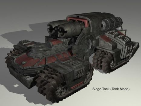 Siege Tank by sevenmelons83