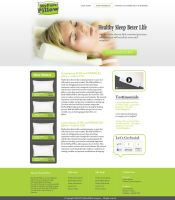 My face Pillow by syntaxsolutions