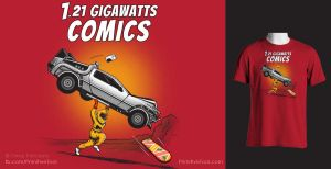 1.21 Gigawatts Comics by OmarFeliciano