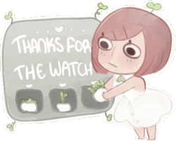 Thanks For The Watch by sproutly
