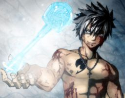Ice Key by Gray-Fullbuster